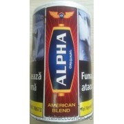 Tutun Alpha American Blend 135g