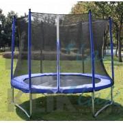 Trambolina + sigurnosna mreža set 244 cm (nosivost 100 kg)