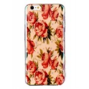 Pattern TPU Case for iPhone 6s Plus/6 Plus - Apple Soft Cover