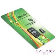 Memorijska kartica MemoStar Micro SD 8GB Class 10 UHS + SD adapter