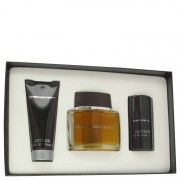 Kenneth Cole Signature EDT Spray 3.4oz/100.55mL + Deodorant 2.6oz/76.89mL + After Shave Balm 3.4oz/100.55mL Gift Set 511020