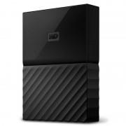 "Western Digital My Passport Gaming Storage 4TB USB 3.0 3,5"" External HDD zwart"