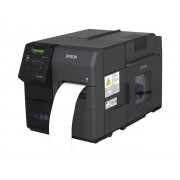 Epson ColorWorks TM-C7500G - Etiketprinter - kleur - inktjet - 112 mm (breedte) - 600 x 1200 dpi - tot 300 mm/sec