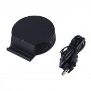 ER Smart 4 Puertos USB Cargador De Sobremesa, Adaptador De Alimentación De La Estación De Carga De Viaje