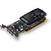 PNY VCQP400DVI-PB videokaart Quadro P400 2 GB GDDR5