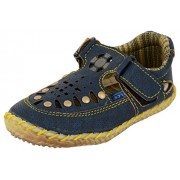 ESSENCE Baby Boys' Blue Outdoor Sandals-4