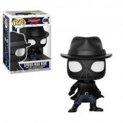 Pop! Vinyl Figura Funko Pop! - Spider Man Noir Con Sombrero - Marvel Animated Spider-Man