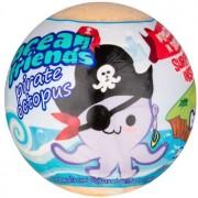 EP Line Ocean Friends bolas de baño espumosas con un muñequito 140 g