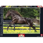 Galloping Horse 500 Piece Puzzle From Educa