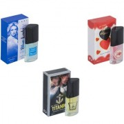Carrolite Combo Blue Lady-Titanic-Younge Heart Red Perfume