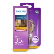 Philips Kogellamp Led 5W E14 Dimbaar