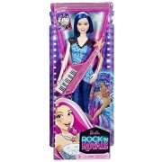Barbie Import Barbie doll Barbie in Rock 'N Royals Pop Star Doll [parallel import goods]