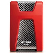 Disco Duro externo 1TB Adata HD650 color rojo de 2.5""