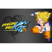 DB AF sticker poster|dragon ball z poster|anime poster|size:12x18 inch|multicolor