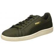 Puma Unisex Puma Smash Woven Forest Night Sneakers - 6 UK/India (39 EU)