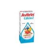 Avitrin Cálcio 15ml - Coveli