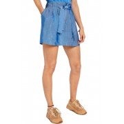Scotch & Soda plava suknja s remenom
