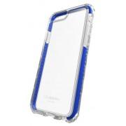 Protectie spate Cellularline TETRACPROIPH647B pentru iPhone 6, iPhone 6S (Albastru)