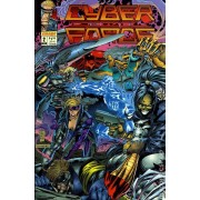 Cyber force comic books issue 2