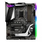 Дънна платка MSI MPG Z390 GAMING PRO CARBON, Z390, LGA1151, DDR4, PCI-Е (DP&HDMI)(SLI&CF), 6x SATA 6Gb/s, 2x M.2 slot, 1x USB 3.1 (Gen 2, Type-A), ATX
