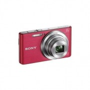 Kit Camara Digital Sony KW830PB Rosa 20.1 Mp 8x 8gb + Funda