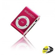 Gigatech gmp-03 red mp3 player