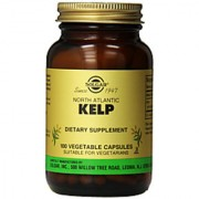 Solgar North Atlantic Kelp - 100 Vegetable Capsules
