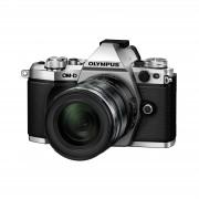 Olympus E-M5 II 12-50mm Silver srebrenii E-M5II 1250 Kit blk/blk 12-50 E-M5 Mark II EZ-M1250 black incl. Charger Battery Micro Four Thirds MFT - OM-D Camera digitalni fotoaparat V207042SE000 V207042SE000