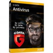 G DATA Antivirus 2020 - 3 postes - Abonnement 1 an