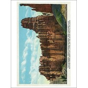 Bryce Canyon National Park, Utah General View Of The Cathedral (Playing Card Deck 52 Card Poker Size With Jokers)