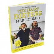 Orion Hairy Dieters Make it Easy Food Book - Adult