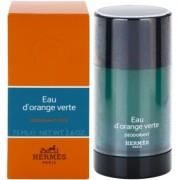 Hermès Eau d'Orange Verte desodorante en barra unisex 75 ml