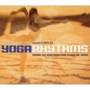 Unknown Yoga Rhythms - Shiva Rea -CD -