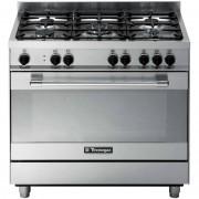 Tecnogas Pt999xs Cucina 90x60 5 Fuochi A Gas Forno Elettrico Multifunzione 86 Li