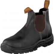 Blundstone Safety Boot, Skor, Kängor och Boots, Chelsea Boots, Grå, Unisex, 44