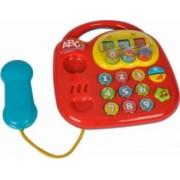 Jucarie Simba ABC Telefon muzical rosu