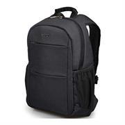 "Port Sydney 15.6"" Urban Backpack Design metallic"