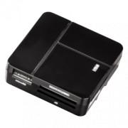 """HAMA """"Basic"""" USB 2.0 multi čitač kartica (Crni) - 00094124"""