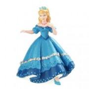 Figurina Papo - Printesa dansand-albastra