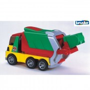 Bruder camion roadmax trasporta rifiuti 20002