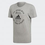 ADIDAS EMBLEM TEE - DI0286 / Мъжка тениска