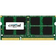 Memorija za prijenosno računalo Crucial 8 GB SO-DIMM DDR3 1866 MHz, CT8G3S186DM