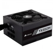 Захранване corsair enthusiast series tx850 power supply, modular 80 plus gold 850 watt, cp-9020130-eu