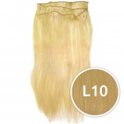 Balmain - Backstage Weft Human Hair - 60 cm - Kleur L10 Blond