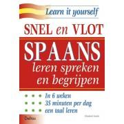 Deltas Snel en Vlot Spaans leren spreken en begrijpen