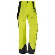 KILPI Pánské lyžařské kalhoty LAZZARO DM0126KILGN Zelená S