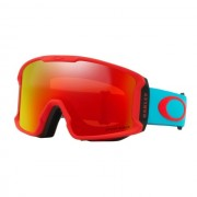 Oakley OO7093 17 LINE MINER XM RED CARIBBEAN SEA PRIZM SNOW TROCH IRIDIUM síszemüveg