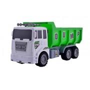 Breno Dump Truck Toys for Kids, Dumper Truck Toy, Push and Go Toy for Kids, Dumping Truck Toys, Big