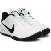 Nike AIR BEHOLD LOW Basketball Shoes For Men(White)