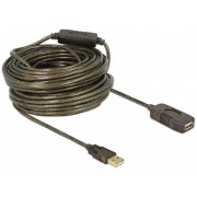 DeLock Cable USB 2.0 Extension active 20m 82690